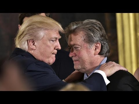 Trump attorney sends Steve Bannon cease-and-desist letter