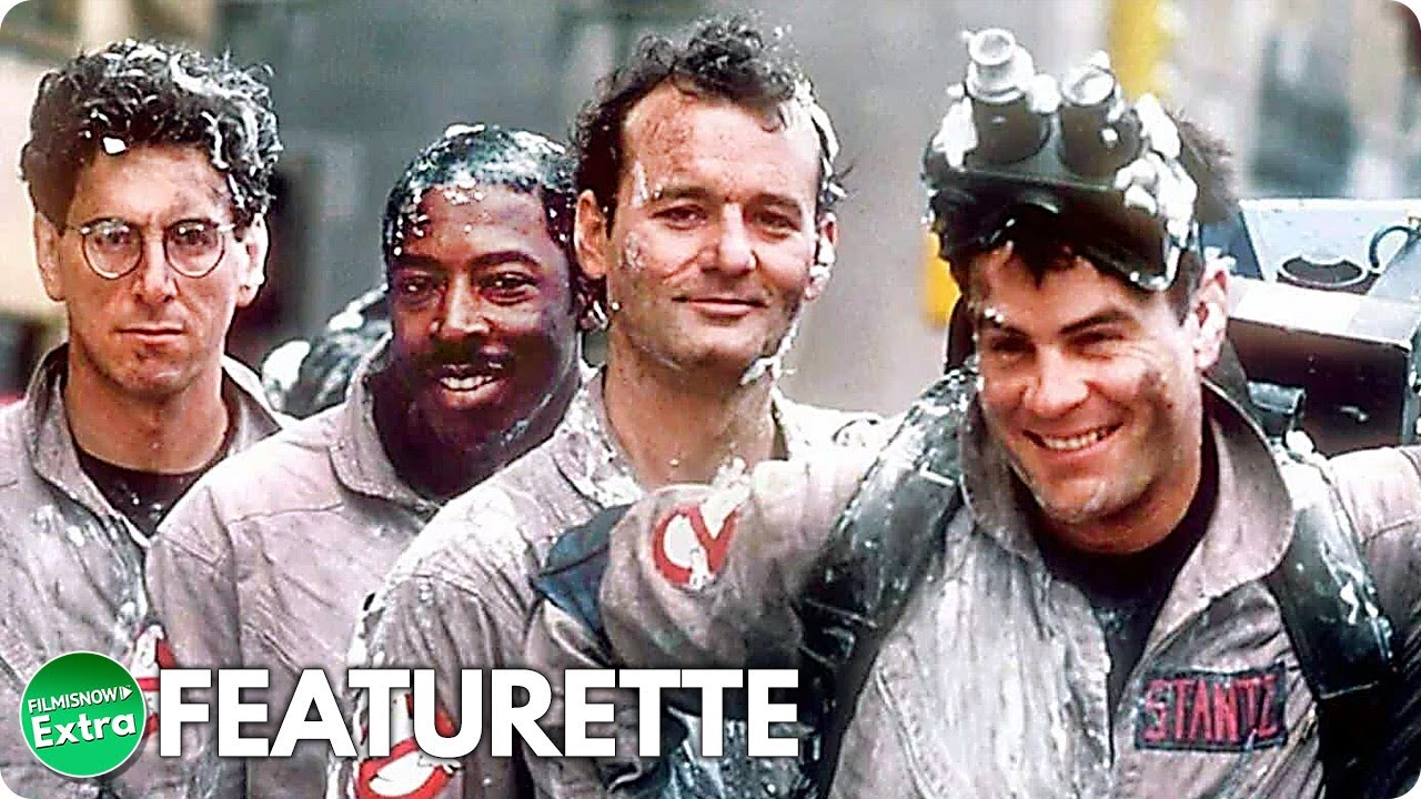 GHOSTBUSTERS (1984) | Cast and Crew Featurette