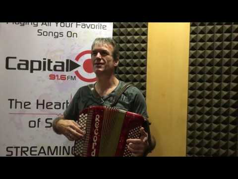 Swiss music on Radio Capital in the Sudan