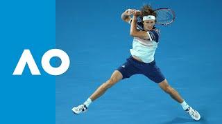 Alexander Zverev's Best Shots | Australian Open 2020