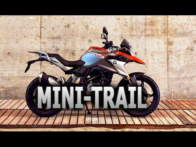 Pequeñas Aventureras - Trail de baja/media cilindrada