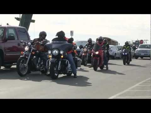 USS Makin Island Sponsors Motorcycle Riding Club