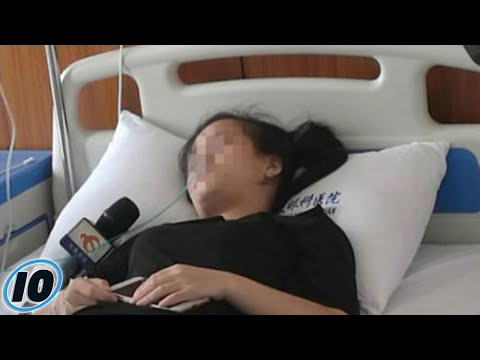 Woman Goes Blind From Using Her Phone Too Much