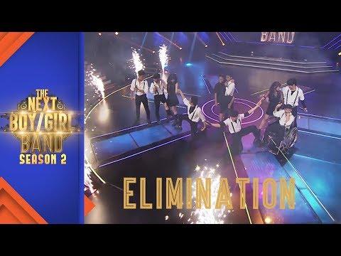"""Team Boys Performance """"Cemburu"""" I Elimination I The Next Boy/Girl Band S2 GTV"""