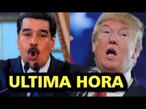 ¡ULTIMO MINUTO! NICOLAS MADURO PIERDE EL PODER, MILITARES LO ABANDONARAN, URGENTE VENEZUELA