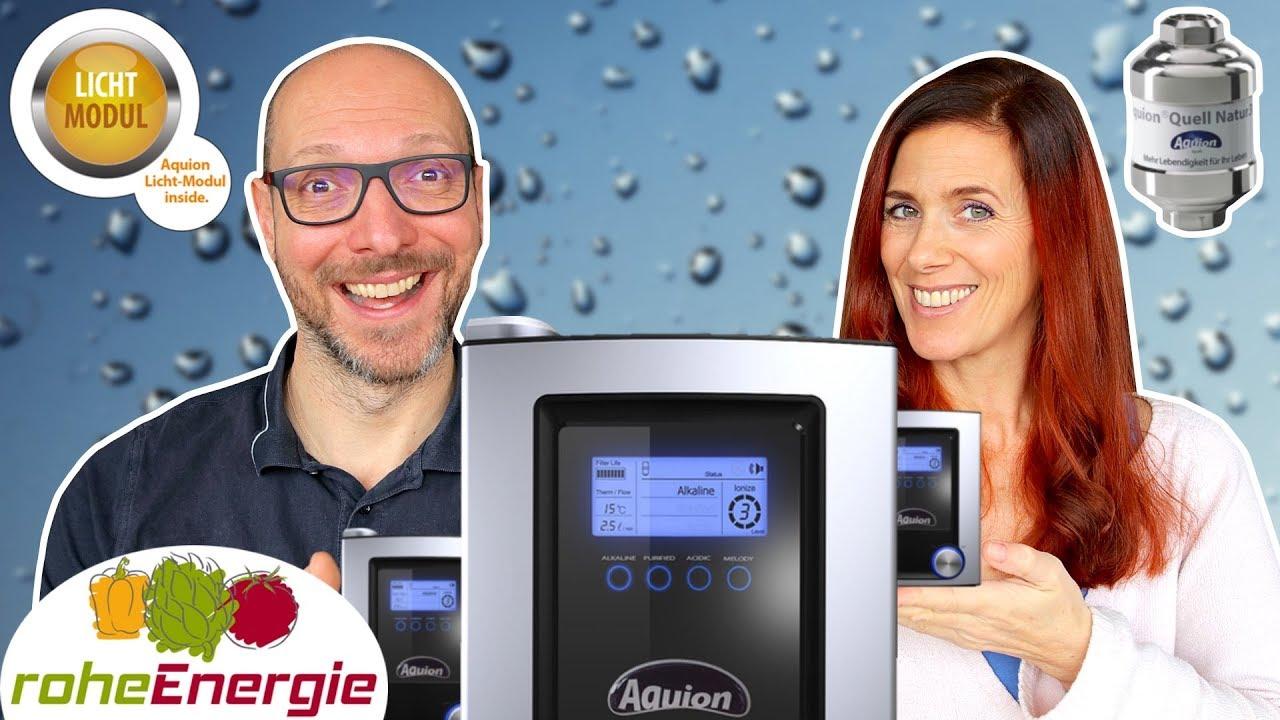 Aquion - Viel mehr als ein Wasserfilter | Alle Funktionen