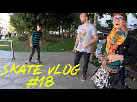 Skate Vlog #18 Trip La Craiova RAW