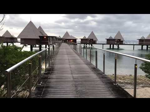 New Caledonia - L'Escapade Îlot Maître - Overwater Bungalows
