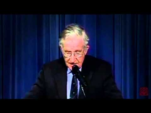 "Noam Chomsky: The Limitations and Problems with ""Just War"" Theory"