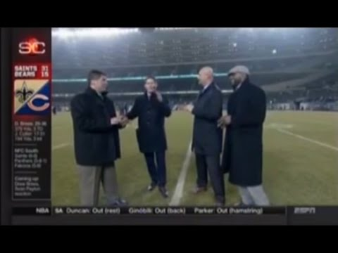 Jay Cutler Absolutely Slammed on ESPN By Ray Lewis, Trent Dilfer & Steve Young