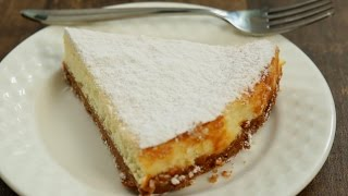 Lemon Cheesecake Recipe  Baked Cheesecake Recipe  Curries And Stories With Neelam