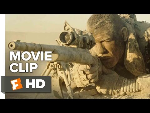 Thumbnail: The Wall Movie Clip - Slower (2017) | Movieclips Coming Soon