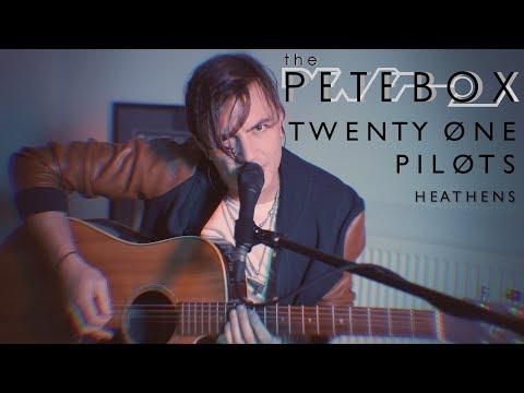 Twenty One Pilots - Heathens Beatbox Loop Pedal Cover // THePETEBOX