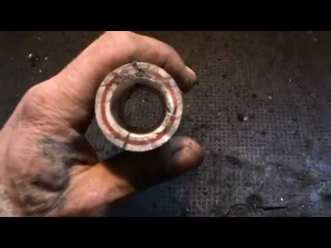 Как устранить стук в рулевой рейке ВАЗ 2110-2112 Калине Гранте