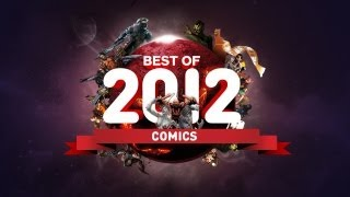 IGN's Comics of the Year 2012 Preview