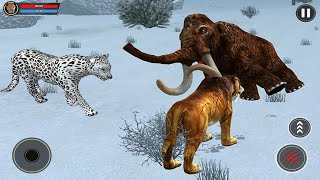 Baixar Wild Tiger Attack  Animals Simulator Games - Android GamePlay HD #Sabertooth Tiger
