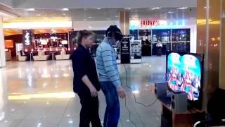 Oculus Rift Prank \ Шутник и Oculus Rift