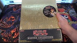 Yugioh Master Collection Volume 1 Opening - LOB & More Original Series Packs!!!
