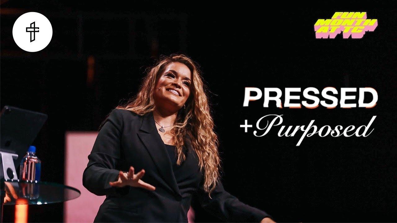 Pressed + Purposed // Fun Month (Bianca Olthoff)(Week 1)