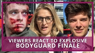 Bodyguard Finale | Viewers React To Shock Ending
