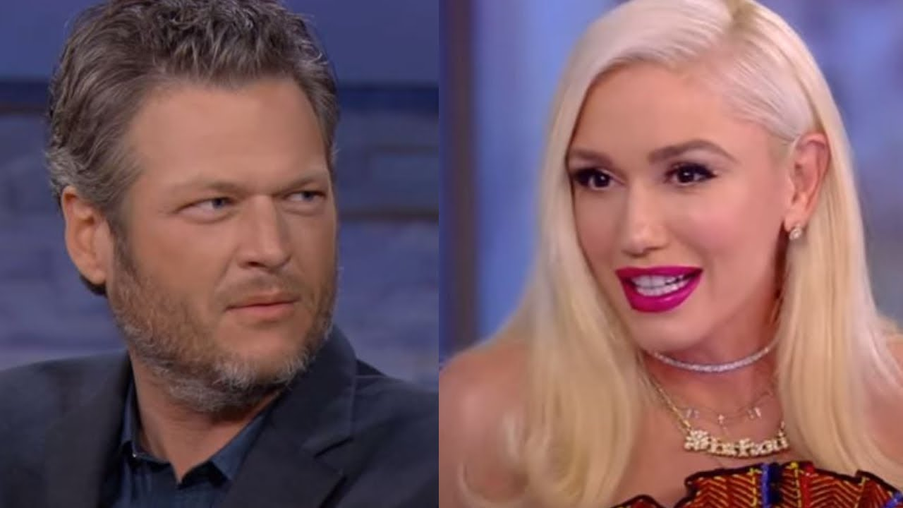 Blake Shelton Says Gwen Stefani Won't Let Him Visit His Friends