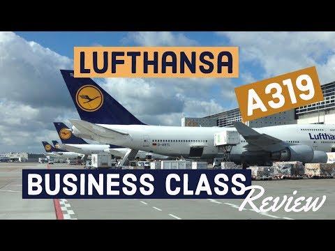 ***NEW*** Lufthansa BUSINESS CLASS A319 Münster/Osnabrück to Munich (FMO-MUC) flight review