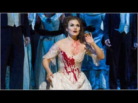 Olga Peretyatko as Lucia di Lammermoor (1) (LA STONATA)