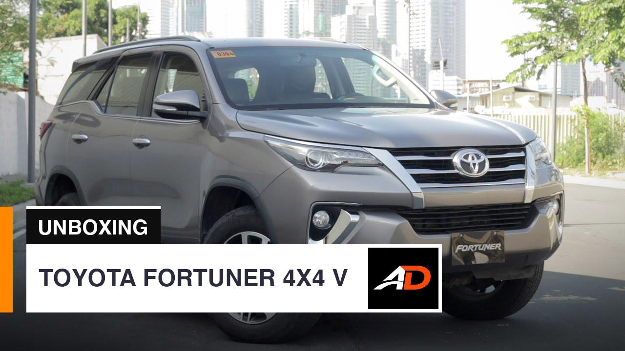 Toyota Fortuner 2 8 V 4x4 | Autodeal