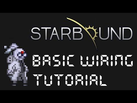 starbound basic wiring tutorial youtube rh youtube com