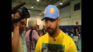 Ahmed Bin Sulayem, Executive Chairman, DMCC interview at the Kobe Bryant youth basketball clinic thumbnail