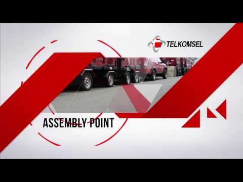 Safety Briefing Gudang Telkomsel Regional Jawa Barat