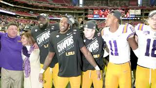ac43bfe1a Watch the LSU Football team sing the LSU Alma Mater after Fiesta Bowl
