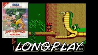 Mickey Mouse: Land Of Illusion - Longplay [Sega Master System]