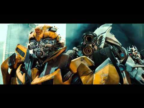 Transformers: Bumblebee Tribute- (Black & Yellow)