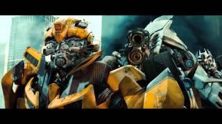 Transformers: Bumblebee Tribute- (Black & Yellow)