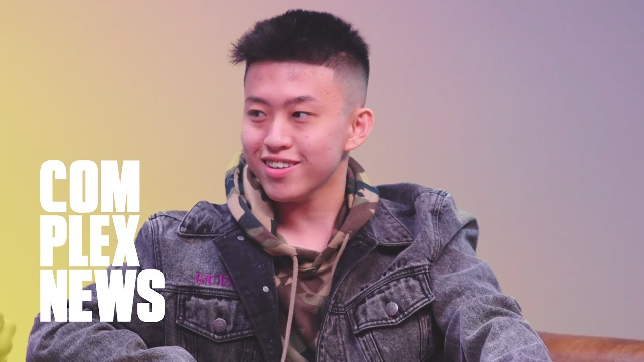 Rich Brian Talks About 'The Sailor', His Song