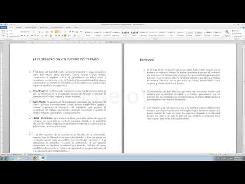 Видео Modelo de monografias word