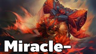 Miracle Earthshaker - MMR Dota 2 Subscribe : https://www.youtube.co...