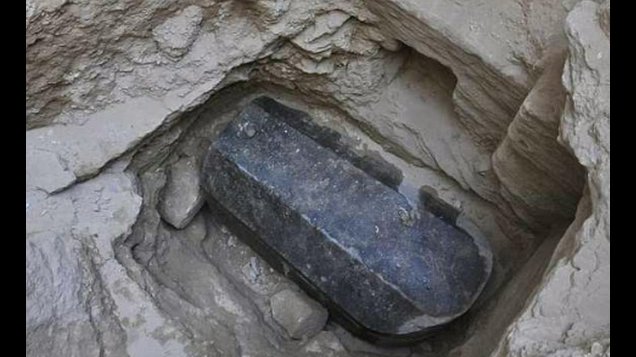 Mysterious Sealed Coffin Is The Largest Sarcophagus Ever Found In Alexandria, Egypt