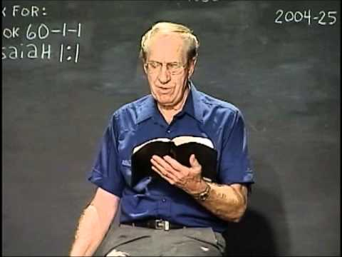 60 1 1 Through the Bible with Les Feldick   Making Choices: Isaiah 1:1 - 2:2