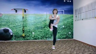 Бодифлекс комплекс для похудения. Фитнес дома.