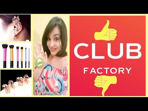 Club Factory Shopping Haul | Just for you | Expectation vs Reality | Shop & Explore