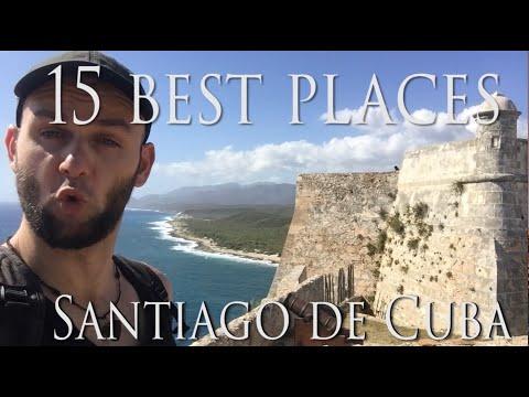 Santiago De CUBA : 15 Best Places