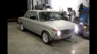 First drive of m42 swapped bmw 2002