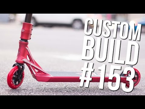 Custom Build #153 │ The Vault Pro Scooters