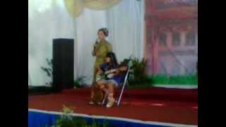 Sasha with Juwita - Kepompong _ SDN Arjowinangun 2 Malang