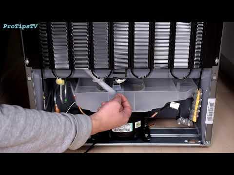 Что делать если сильно гудит холодильник? Супер лайфхак профессионала