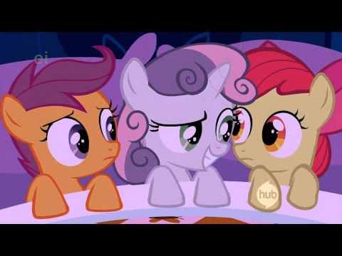 Hush now Quiet now (Fluttershy, 3 little ponies) - 1080p HD [ORIGINAL]