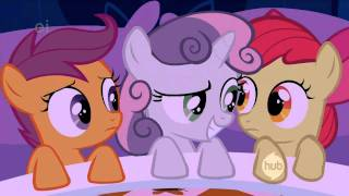 Hush now Quiet now (Fluttershy, 3 little ponies) - 1080p HD [ORIGINAL]