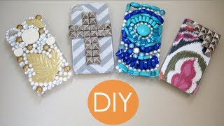 DIY- Cell phone cases! Thumbnail